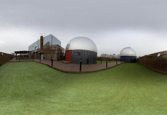 과학동아 천문대 Virtual Reality 360 X 180 Panorama